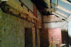 Veranda v rekonstrukci