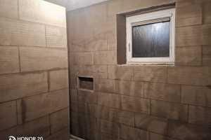 Příprava koupelny a WC pro obklad - Soběslav