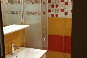 Rekonstrukce umakart WC a Koupelny Byt - Písek